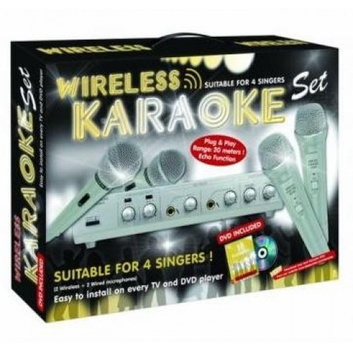 Karaoke Wireless - DP Specials BV
