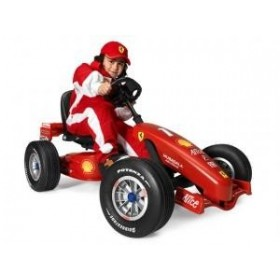 Kart BERG Ferrari F1