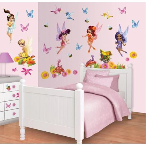 Kit Decor Walltastic - Magical Fairies