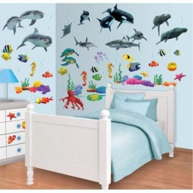 Kit Decor Walltastic - Sea Adventure