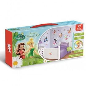 Kit Decor Walltastic - Disney Fairies