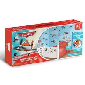 Kit Decor Walltastic - Disney Planes