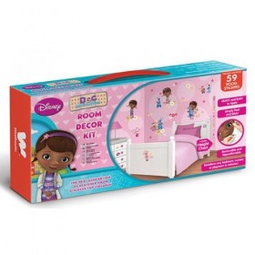 Kit Decor Walltastic - Disney Doc McStuffins