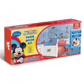 Kit Decor Walltastic - Mickey Mouse Clubhouse