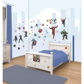 Kit decor Walltastic - Razbunatorii (The Avengers)