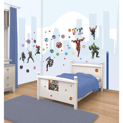 Kit decor Walltastic - Razbunatorii (The Avengers)