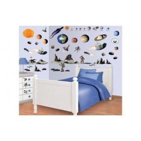 Kit Decor Walltastic - Space Adventure