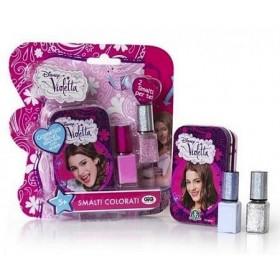 Kit pentru unghii - Violetta