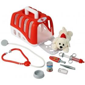 Kit veterinar catelus si accesorii - Klein