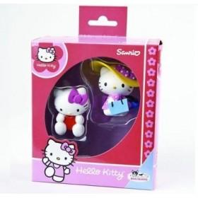 Hello Kitty Shopping Girl si Valentine - Bullyland