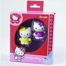 Hello Kitty si Mimmy