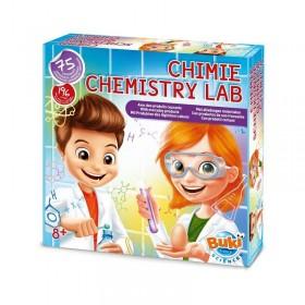 Laboratorul de chimie - 75 experimente inedite - Buki