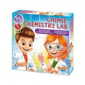 Laboratorul de chimie - 75 experimente - Buki