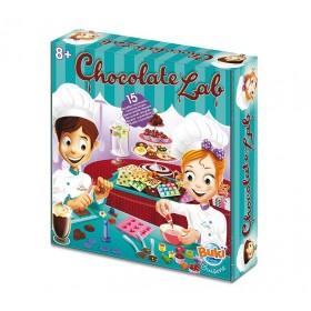 Laboratorul de ciocolata - 15 retete - Buki