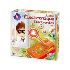 Laboratorul de electronica - 6 proiecte - Buki