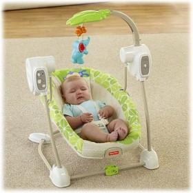 Leagan 2 in 1 Rainforest Fisher Price