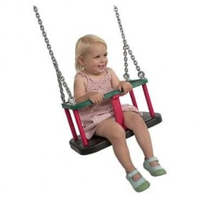 Leagan Baby Seat Traditional - lant galvanizat