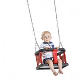 Leagan Baby Seat Traditional - lant galvanizat