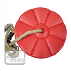 Leagan rotund din plastic PP10 - Monkey - rosu - KBT