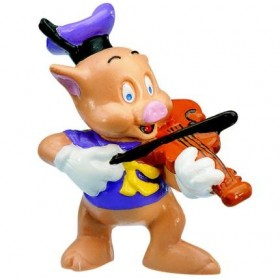 Little Pigs - violonist - Bullyland