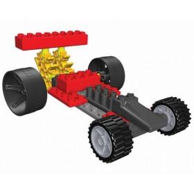 Masina de curse Dragsters 1 KNEX