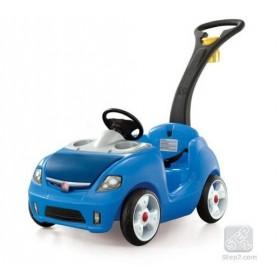 Masina pentru copii Whisper Ride II Blue STEP2