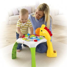 Masuta activitati Animal Friends Fisher Price