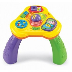 Masuta activitati Light & Sound Table Fisher Price