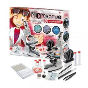 Microscop - 30 experimente - Buki