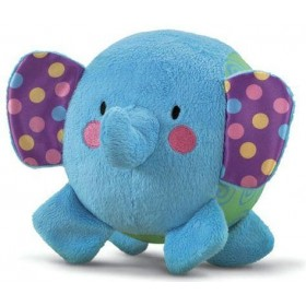 Minge cu elefant Fisher Price