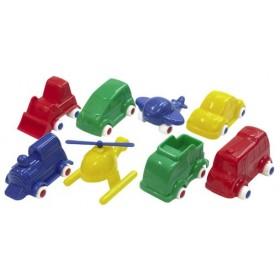 Jucarii Minimobil - 8 piese
