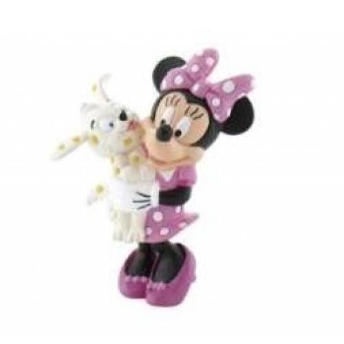 Minnie cu catelus - Bullyland
