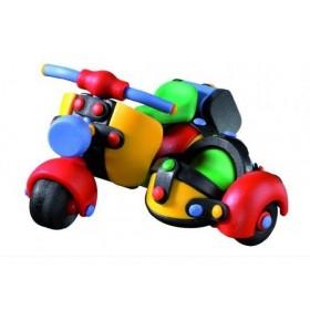 Motocicleta cu atas - Mic o Mic