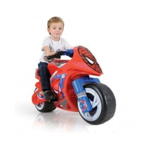 Motocicleta Wings Spiderman Sense 6V