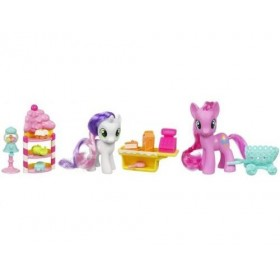 My Little Pony - Set tematic Pinkie Pie Sweet Shop