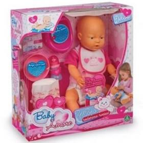 Papusa Baby Amore Pipi Popo - fetita
