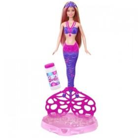 Papusa Barbie Sirena si Baloane de sapun - Mattel