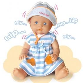 Papusa bebe Nenuco Hiccups