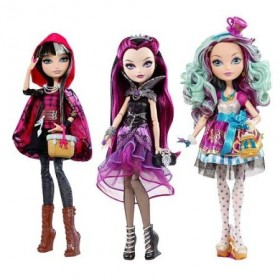 Papusa Ever After High - Rebele