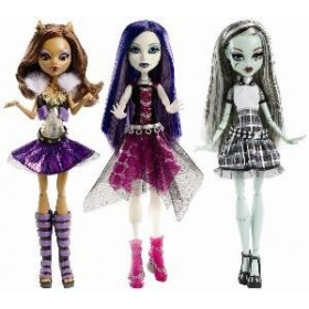 Papusa Monster High - Interactiva
