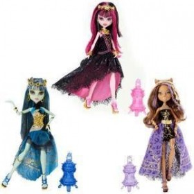 Papusa Monster High - Petrecarete 13 Dorinte