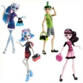 Papusa Monster High - Plimbarete