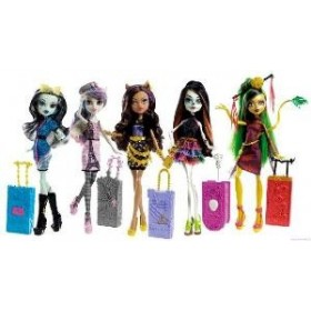 Papusa Monster High - Plimbarete NEW