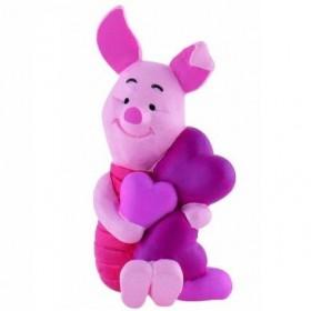Piglet cu inimioare - Bullyland