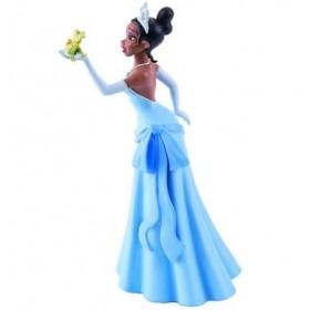 Printesa Tiana cu broasca - Bullyland