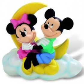 Pusculita Mickey & Minnie - Walt Disney