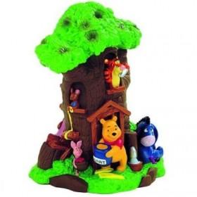 Pusculita Pooh Treehouse - Bullyland