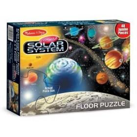 Puzzle de podea - Sistemul Solar