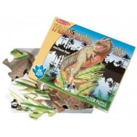 Puzzle de podea - T-Rex