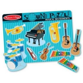 Puzzle sonor - Instrumente muzicale